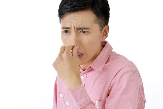 花粉症 鼻の中がかゆい