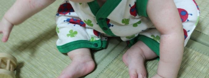 赤ちゃん手足