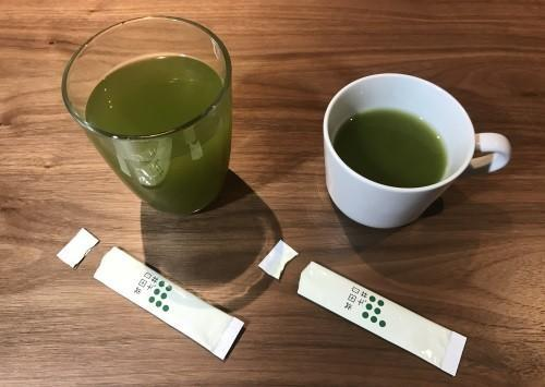 白井田七茶レビュー