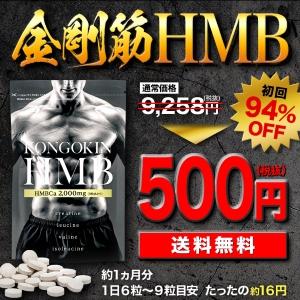 金剛筋HMB500円