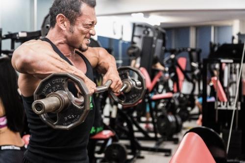 筋肉トレーニング